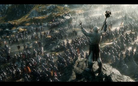 Lo Hobbit - La Battaglia Delle Cinque Armate - Esercito