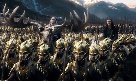 Lo Hobbit - La Battaglia Delle Cinque Armate - Gli Elfi