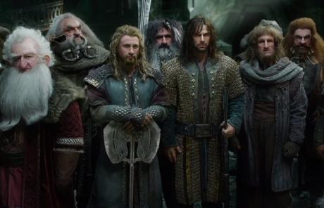 Lo Hobbit - La Battaglia Delle Cinque Armate - Nani