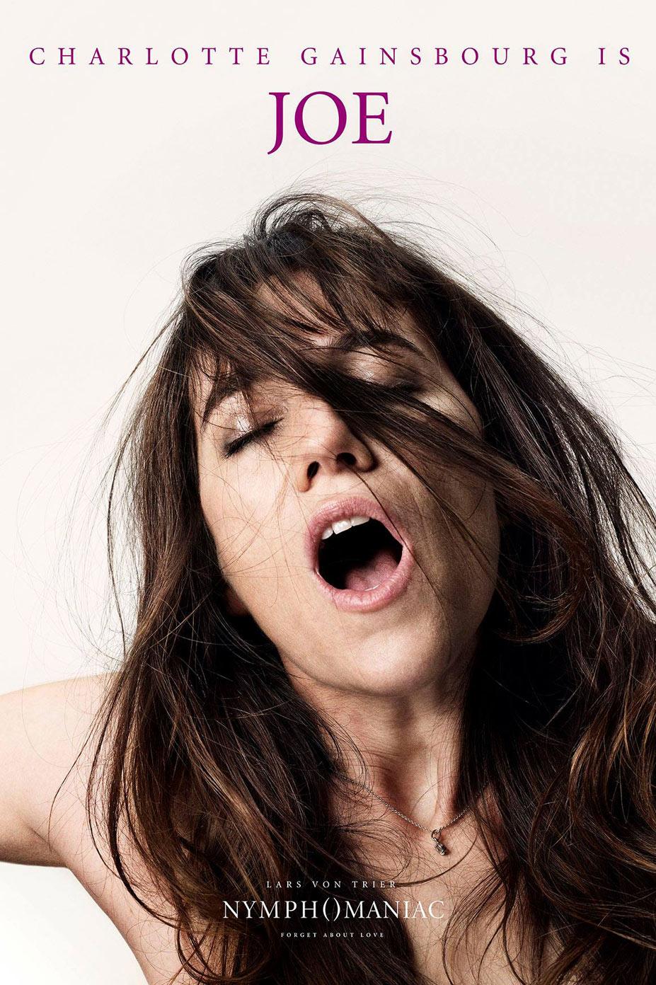 Nymphomaniac - Charlotte Gainsbourg