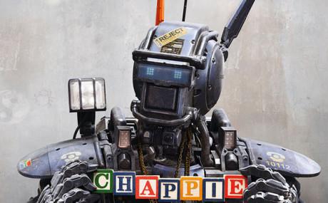 Humandroid - Chappie