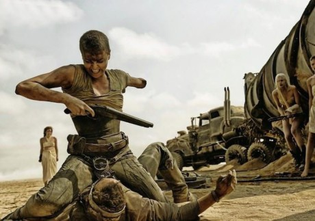 Mad Max - Fury Road - Charlize Theron