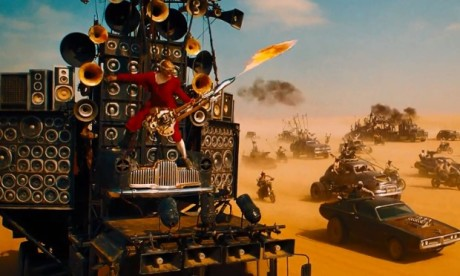 Mad Max - Fury Road - Chitarrista