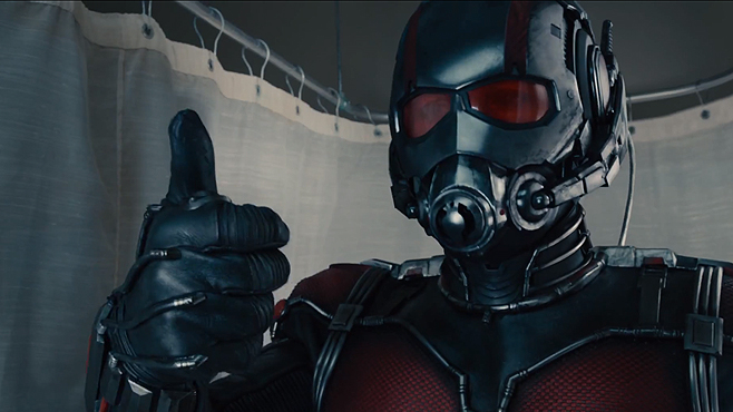 Ant-Man - Thumbs Up