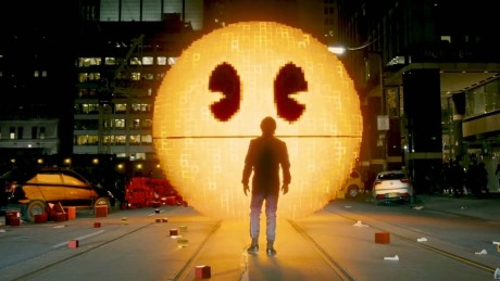 Pixels - Pac-Man Vs Tohru Iwatani