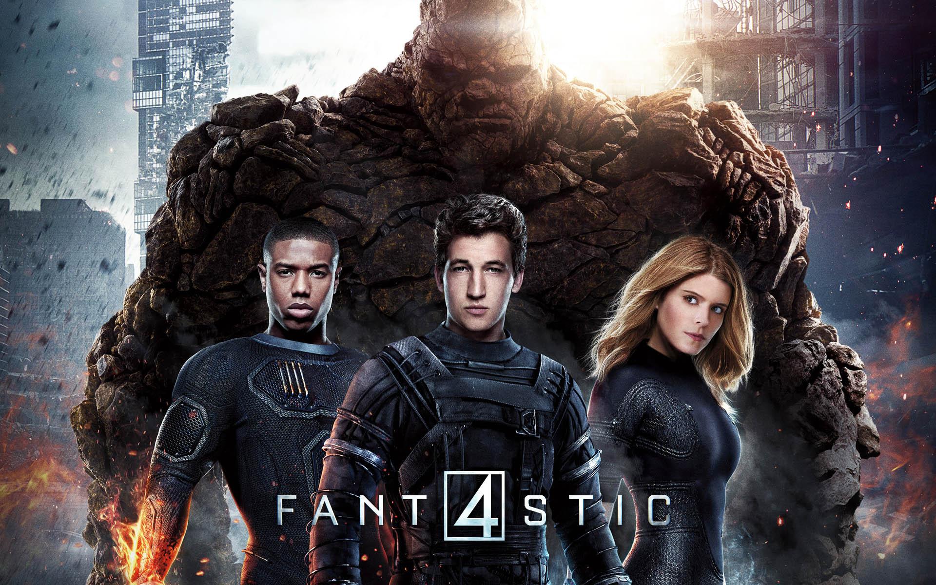 Fantastic 4 release date