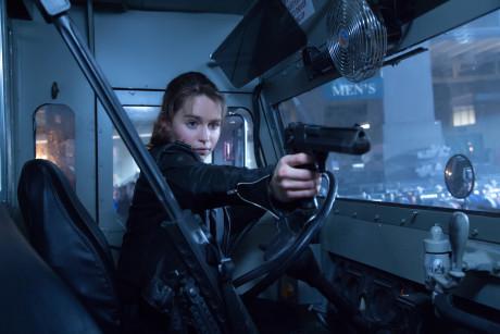 Terminator Genisys - Emilia Clarke