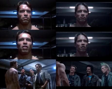 Terminator Genisys Vs Terminator
