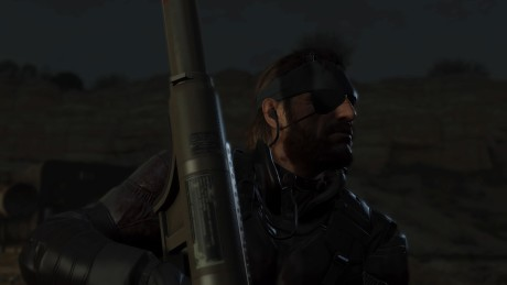 Metal Gear Solid V: The Phantom Pain - Bazooka