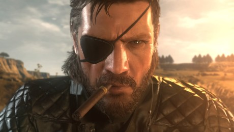 Metal Gear Solid V: The Phantom Pain - Big Boss