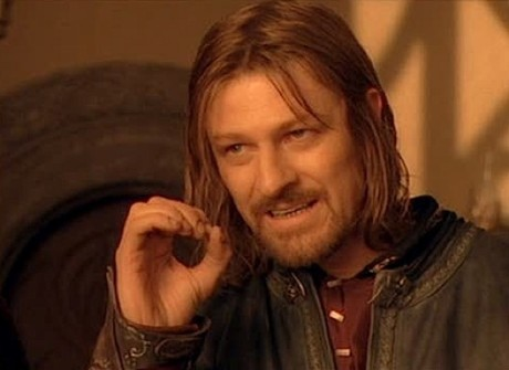 Sean Bean - Boromir