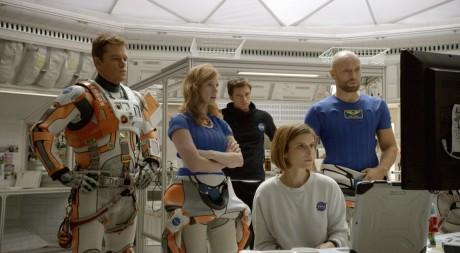 Sopravvissuto - The Martian - Cast