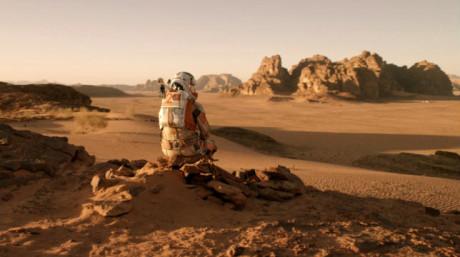 Sopravvissuto - The Martian - Marte