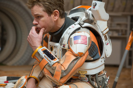 Sopravvissuto - The Martian - Matt Damon