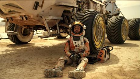 Sopravvissuto - The Martian - Riposo