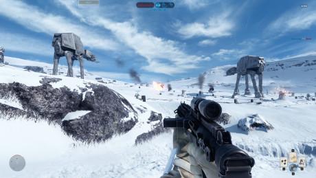 Star Wars Battlefront - Battaglia