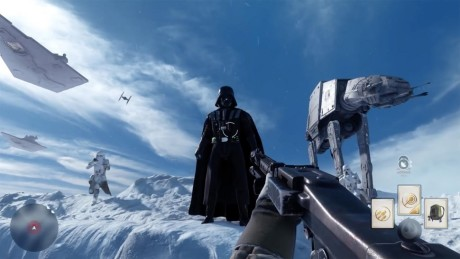 Star Wars Battlefront - Darth Vader