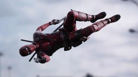 Deadpool - Salti mortali
