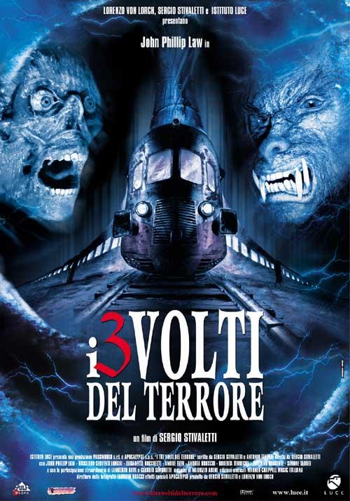 L.N.M. presents: I 3 Volti Del Terrore - Parte I