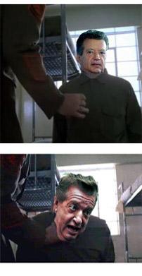 Strangolati da solo!