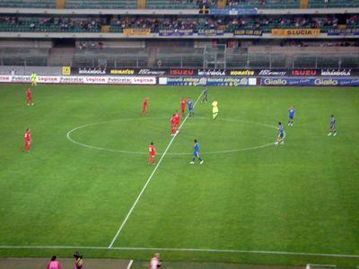 Calcio D'Inzio