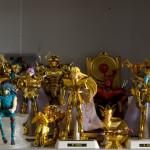 """""""Myth Cloth"""" le mitiche, sbirluccicanti armature dei Cavalieri dello Zodiaco"""