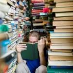 Quell'incompresa dipendenza da libri by Trillian