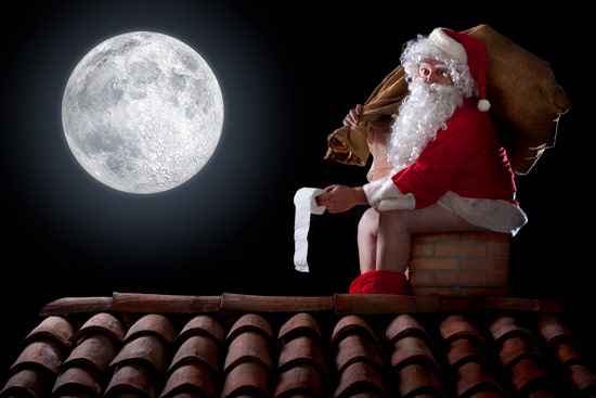 Babbo Natale Cattivo.Lettera A Babbo Natale Di Nerds Revengenerds Revenge