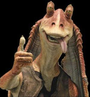 Ultimate Jar Jar Binks