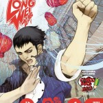 Long Wei, il Kung Fu cinese a Milano nei fumetti