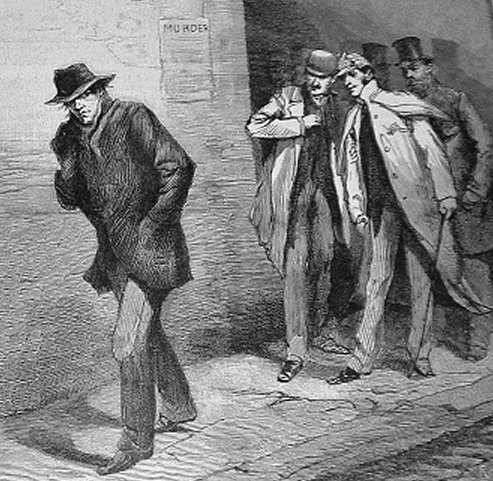 Jack the Ripper 1888