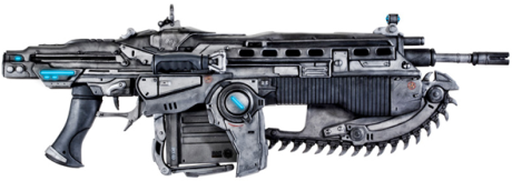 Lancer – Gears of War Saga