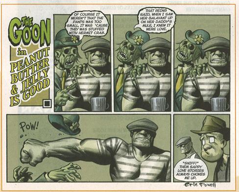 The Goon - Fumetto
