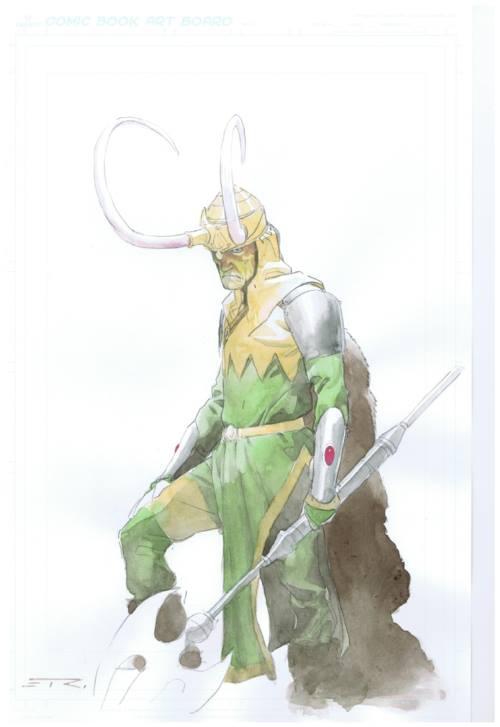 Loki di Esad Ribic