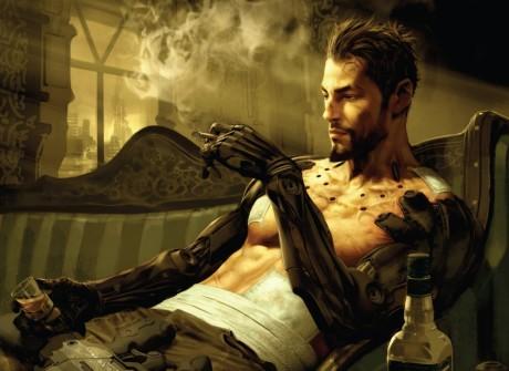 Notate la noncuranza con cui metto in mostra il mio corpo bionico..