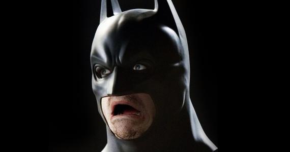 Batman - Noooooooooooo