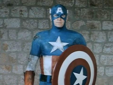 Capitan America - 1990
