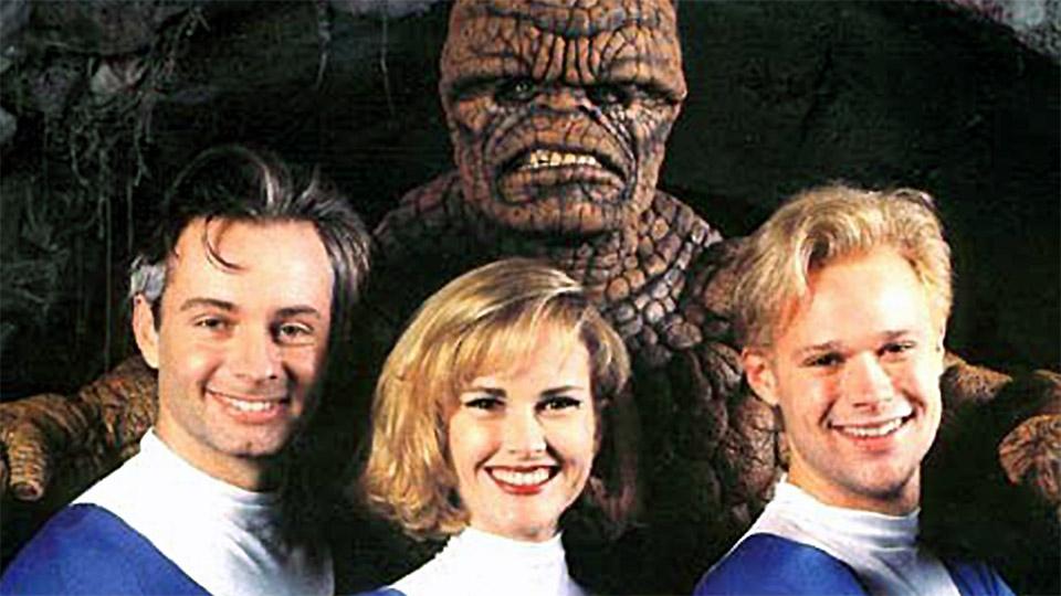 Fantastic Four - Roger Corman
