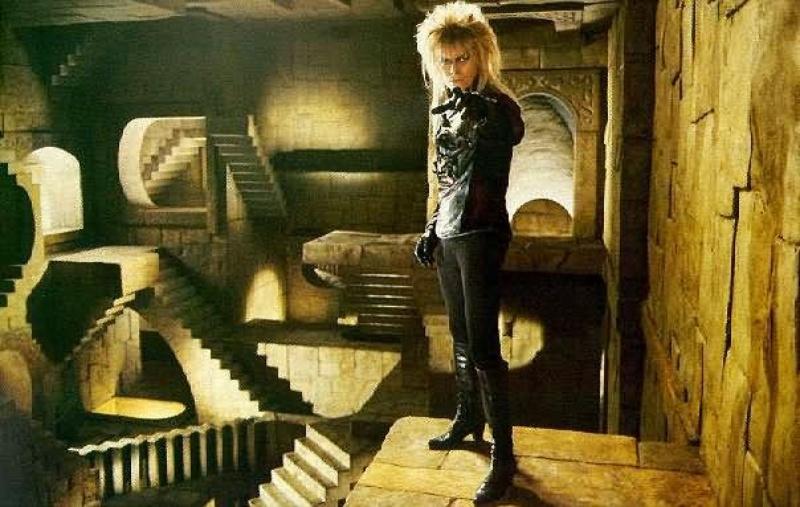 Labyrinth - Escher