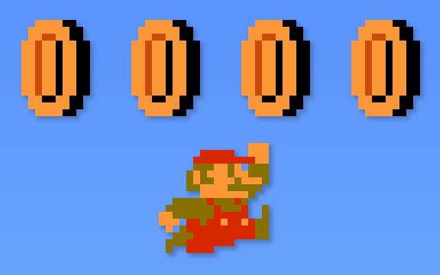 Mario's Coins