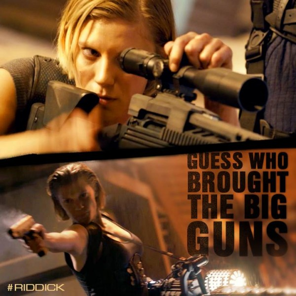 Riddick - Katee Sackhoff