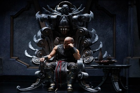Riddick - Trono