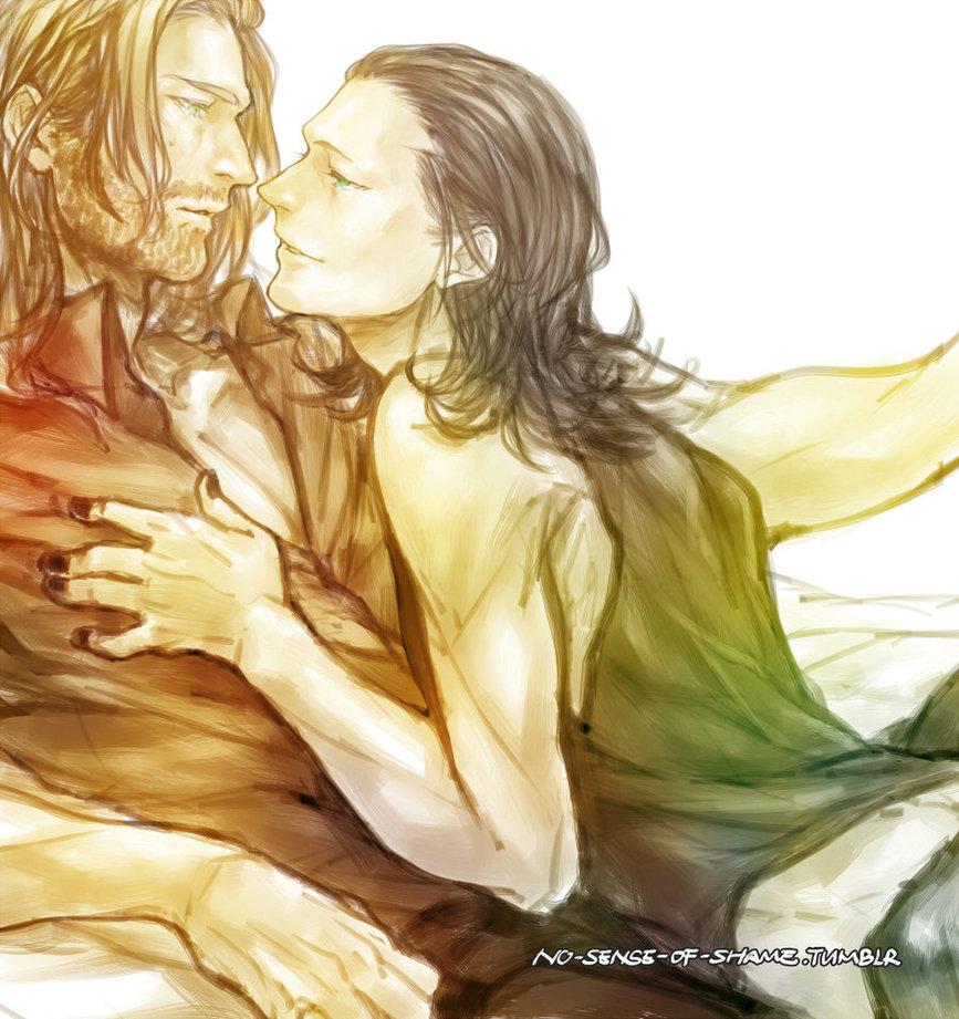 Thor e Loki