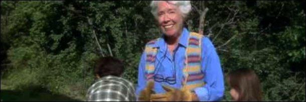 Dante's Peak - Nonna Ruth