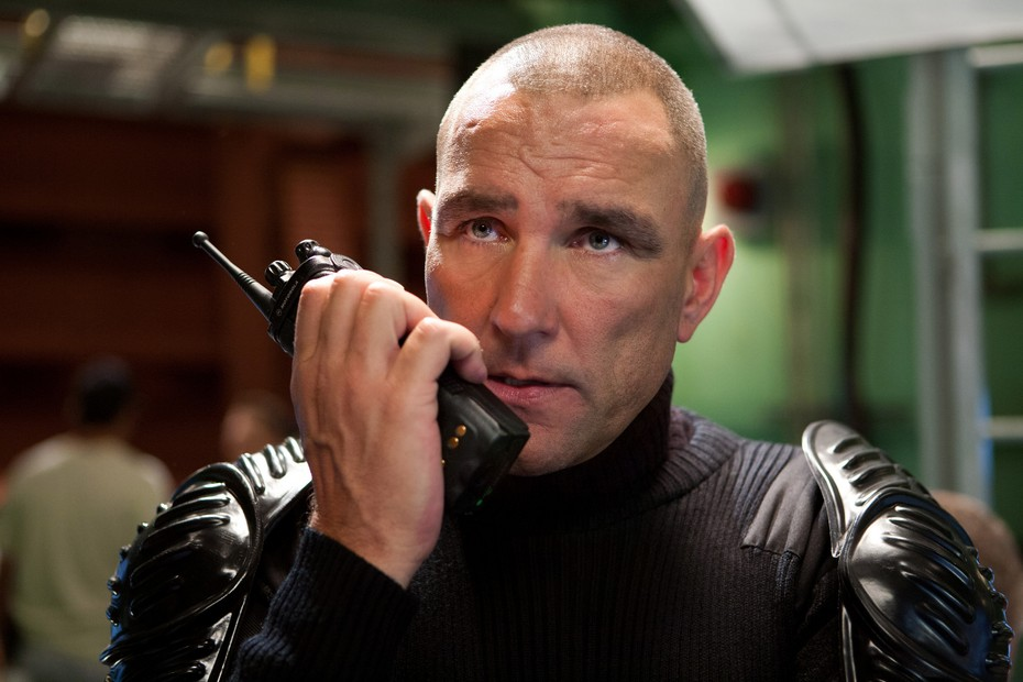 Escape Plan - Vinnie Jones
