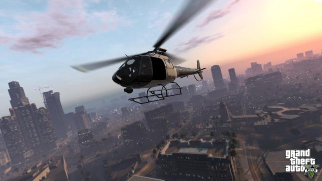 GTA V - Elicotteri