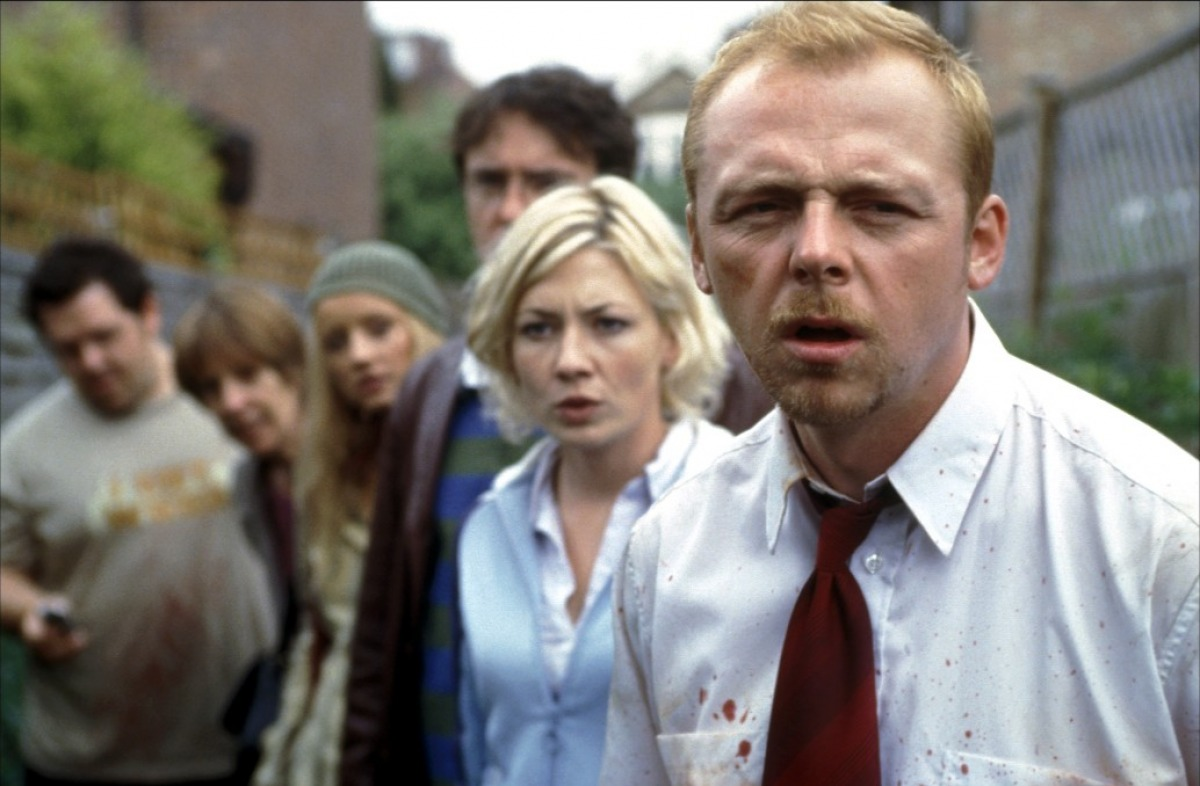 Shaun Of The Dead - Shaun