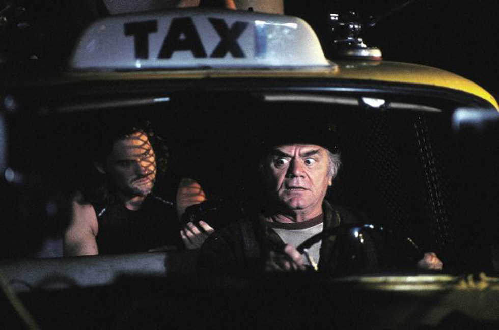 1997 - Fuga Da New York - Ernest Borgnine