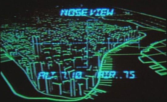 1997 - Fuga Da New York - Wireframe