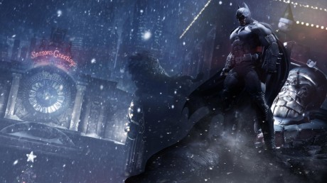 Batman - Arkham Origins - Batman